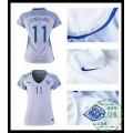 Compra Camisas De Futebol Sterling Inglaterra Feminina Euro 2016/2017 I On-Line