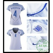 40988dbe9fced Compra Camisas Du Futebol Henderson Inglaterra Feminina Euro 2016 2017 I  Loja On-Line
