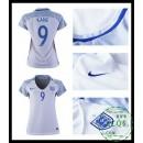 Comprar Camisa Du Futebol Kane Inglaterra Feminina Euro 2016/2017 I Mais Barato Online