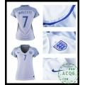 Comprou Camisa De Futebol Walcott Inglaterra Feminina Euro 2016/2017 I Loja On-Line