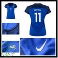 Camisa De Futebol França Martial Euro 2016/2017 I Feminina