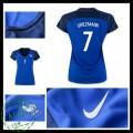 Camisa França Griezmann Euro 2016/2017 I Feminina
