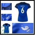 Camisa Futebol França Cabaye Euro 2016/2017 I Feminina
