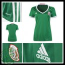 Camisas De Futebol México 2016 2017 I Feminina